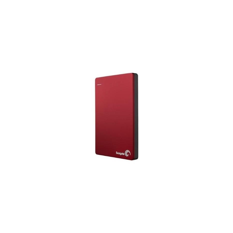 Външен хард диск Seagate Backup Plus Slim 1TB Червен