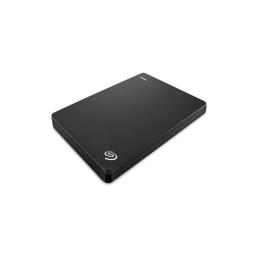 Външен хард диск Seagate Backup Plus Slim 1TB Черен