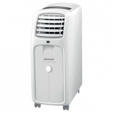 Мобилен климатик SENCOR SAC MT7020C, LED, 785 W, 2 филтъра за прахови частици,...