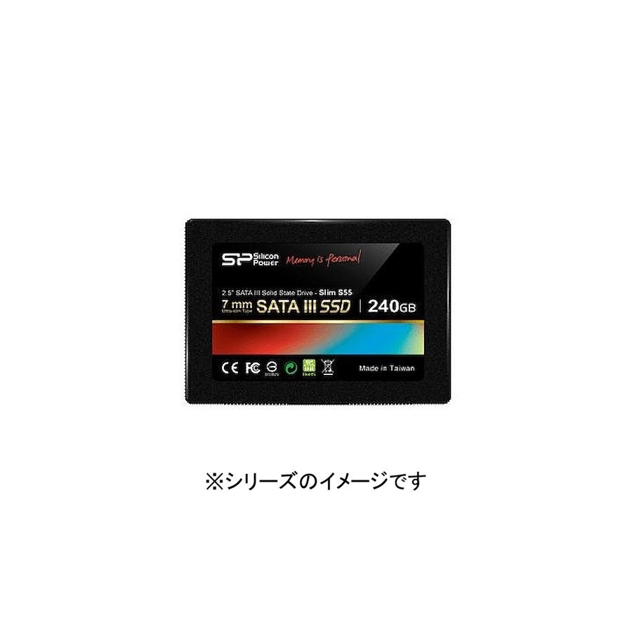 HDD Хард диск Silicon Power SP120GBSS3S55S25 120GB SSD 2