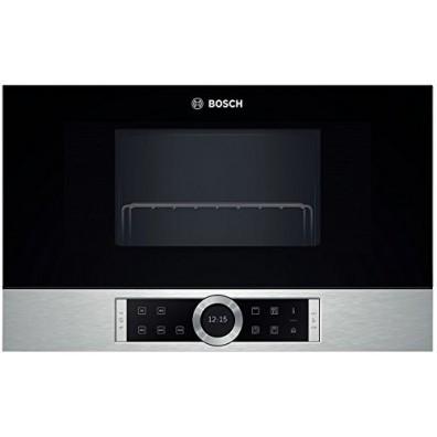 Микровълнова фурна за вграждане Bosch BEL634GS1