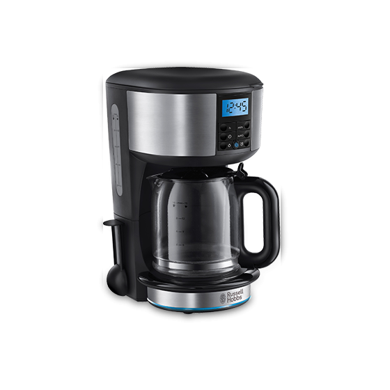 Филтърна кафемашина Russell Hobbs Buckingham 20680-56, 1000 W, 1.25л