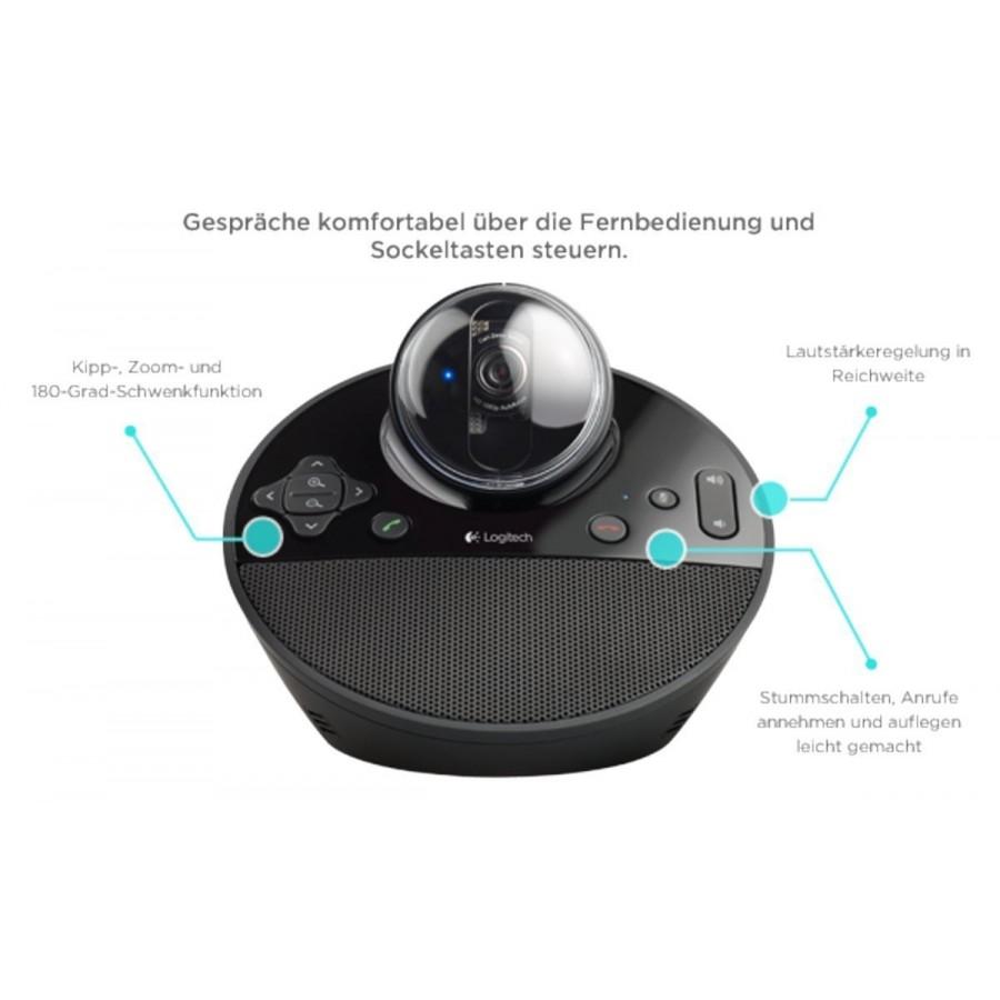 Уеб камера Logitech BCC950 ConferenceCam