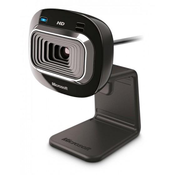 Уеб камера Microsoft LifeCam HD-3000, 1280 x 720., USB 2.0.