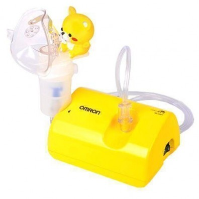 Инхалатор OMRON NE-C801 KD с компресор, За деца