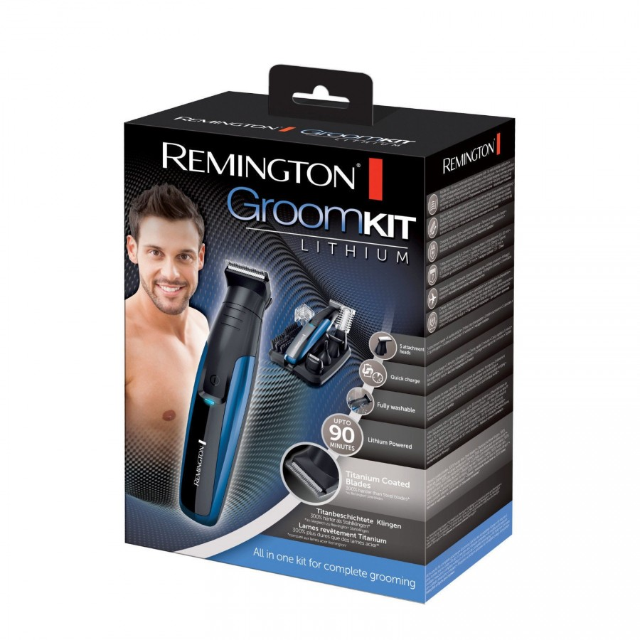 Тример Remington Groom Kit Lithium PG6160