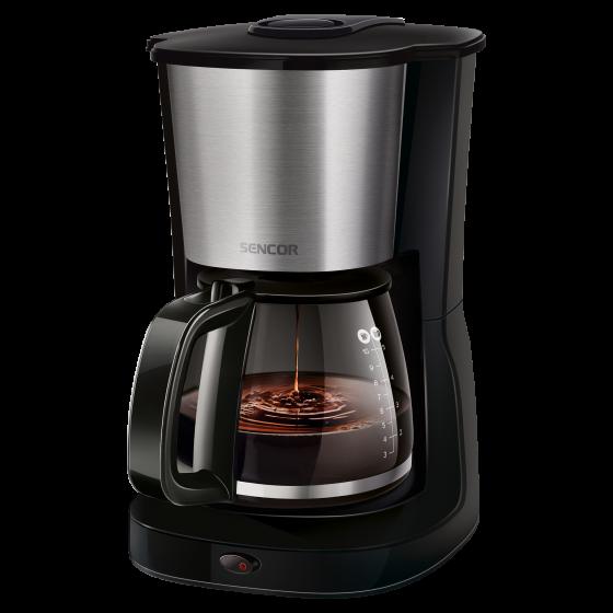 Машина за шварц кафе Sencor SCE 3050SS, 900W, 2.1л