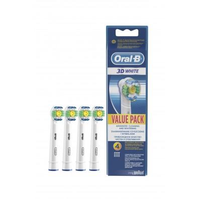 Резервни глави за четка за зъби Braun Oral-B