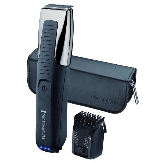 Тример за брада Remington MB4200, Функция за бързо зареждане за 5 минути, 90 минути работа с пълно зареждане, USB зареждане