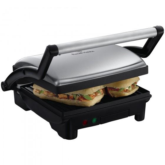 Сандвич тостер със скара Russell Hobbs 17888-56, 1800 W, Черен