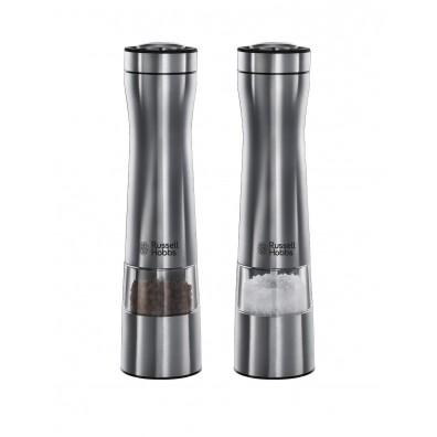 Russell Hobbs 22810-56  Classic S&P Grinder Комплект електрически мелнички за сол и пипер