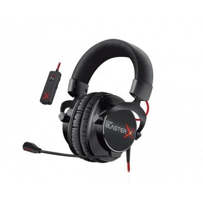 Слушалки Creative Sound Blaster X H7 Tournament Edition