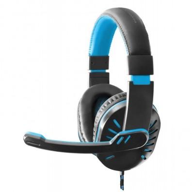 Геймърски слушалки Esperanza EGH330B CROW