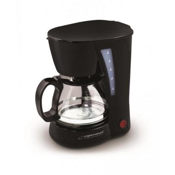 Кафемашина Esperanza EKC006, 650W, 0.6л