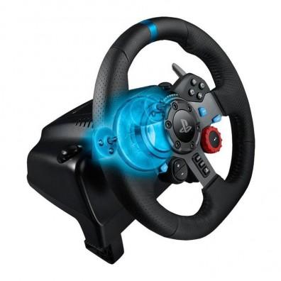 Волан Logitech Driving Force G29 за PS3/PS4/PC