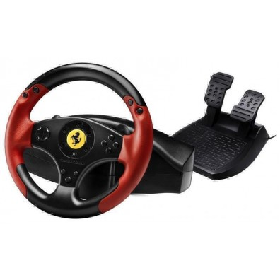 Волан Thrustmaster Ferrari Racing Wheel Red Legend PC/PS3