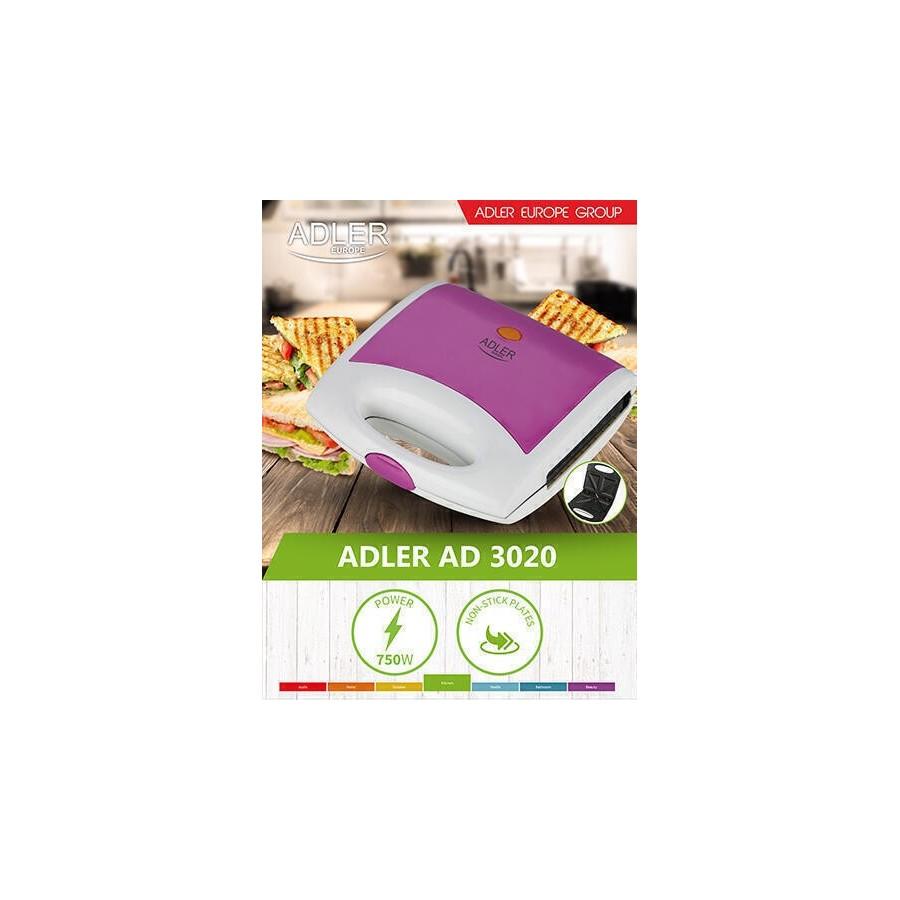 Тостер за Сандвичи Adler AD 3020