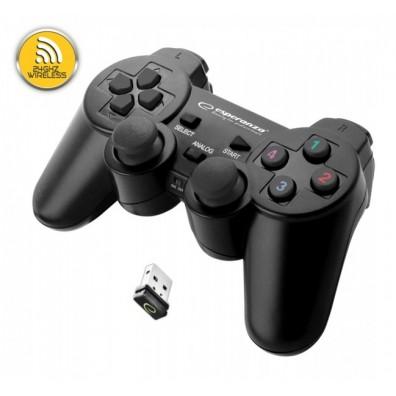 Геймпад Esperanza GLADITOR EGG108K PS3/PC
