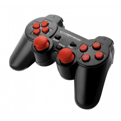 Геймпад Esperanza CORSAIR EGG106R PS3/PS3/PC USB 12 бутона