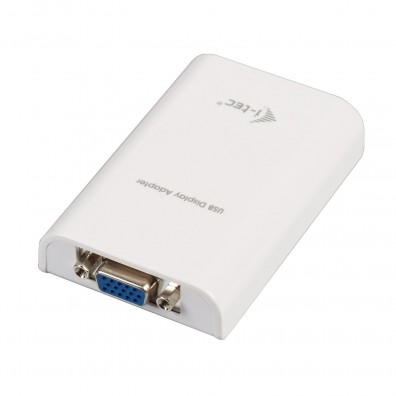 iTEC USB 2.0 VGA видеоадаптер FullHD 1920x1080 външен монитор графична карта