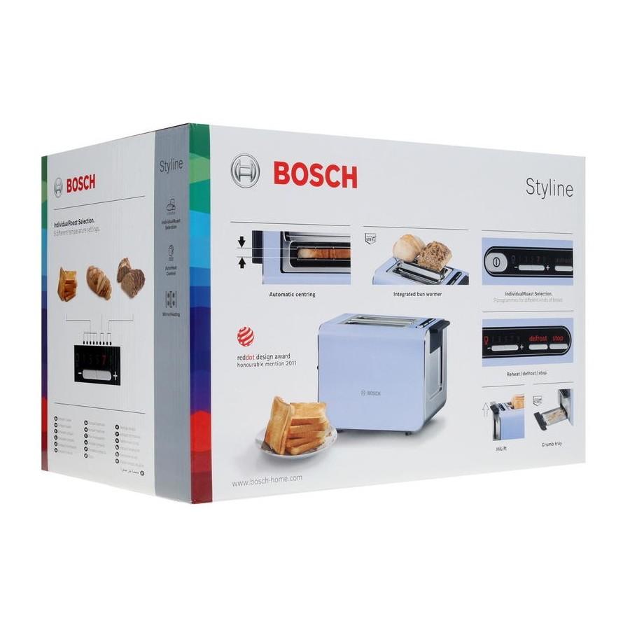 Тостер BOSCH TAT 8619