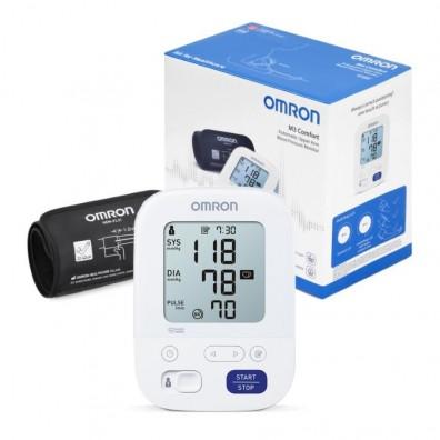 Апарат за кръвно налягане Omron M3 Comfort HEM-7155-E New 2020