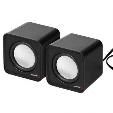 Тонколони Audiocore AC870, USB, 200HZ-20KHZ, черни
