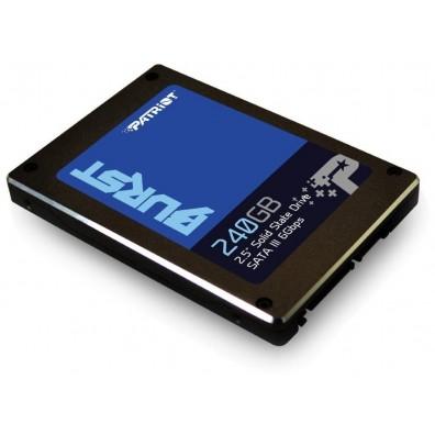 SSD Диск Patriot Burst 240 GB 2.5 SATA III