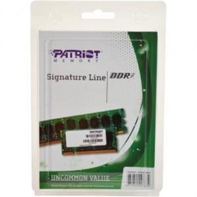 RAM памет Patriot 8GB DDR3 PC3-10600 Kit (PSD38G1333KH)