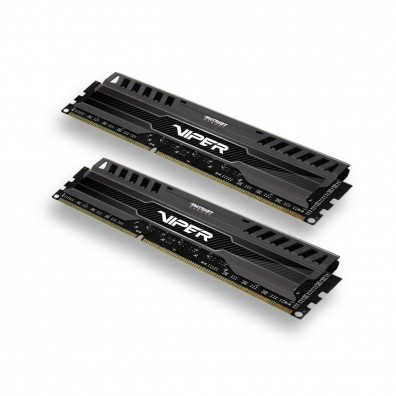 RAM памет Patriot 8GB C3-12800 (PV38G160C9K)