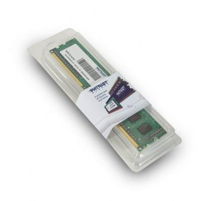 RAM памет Patriot DDR3 8GB PC3-12800 (1600MHz) DIMM