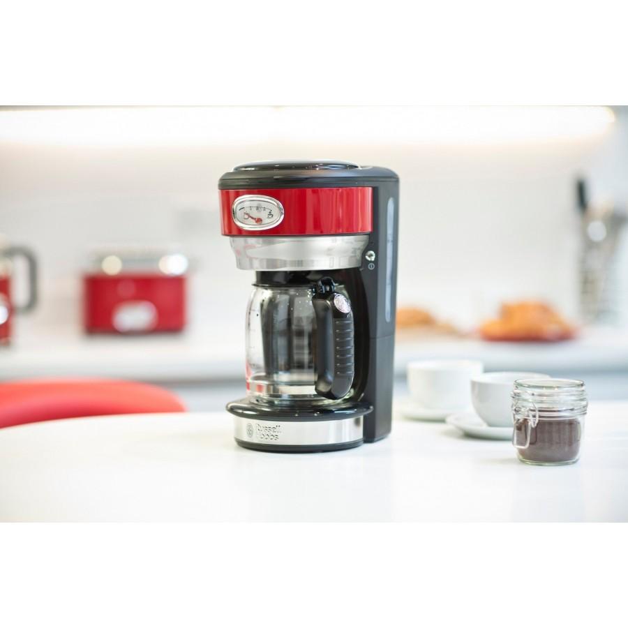 Филтърна кафемашина Russell Hobbs Retro 21700-56