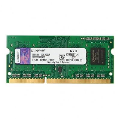RAM Памет Kingston Technology ValueRAM KVR16LS11/4