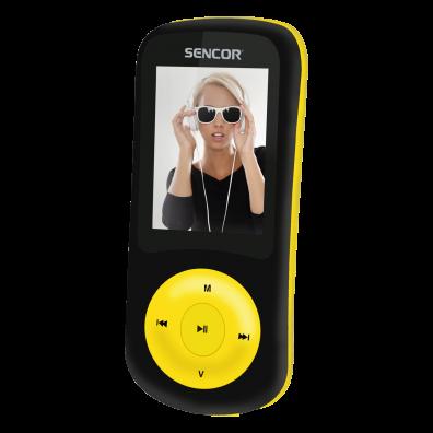 Плеър Sencor SFP5870BYL MP3/MP4