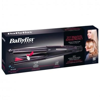 Преса за коса Babyliss 2in1 Intense Protect Wet&Dry ST330E