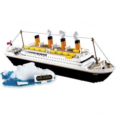 Конструктор Cobi R.M. S Titanic 600Ел (1914А)