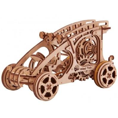 3D Пъзел Wood Trick Бъги (Buggy)