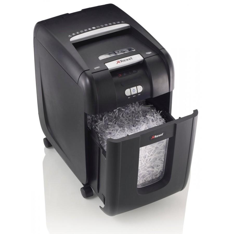Шредер за документи Rexel Auto+ 200X