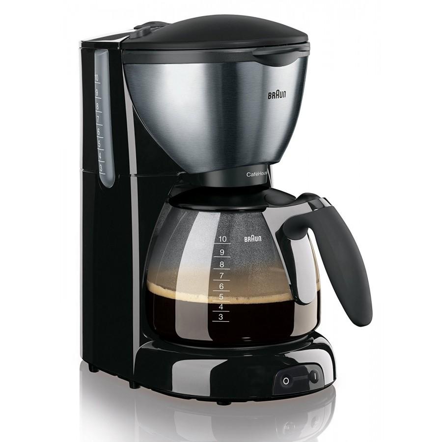 Филтърна кафемашина Braun KF 570