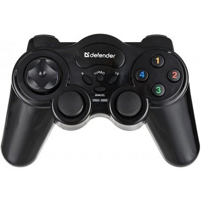 Безжичен геймпад Defender GAME MASTER PC