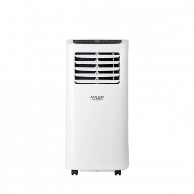 Мобилен климатик Adler AD7909, функция влагоабсорбиране, 792W