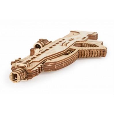 3D пъзел Wood Trick щурмова пушка - ASSAULT GUN USG – 2