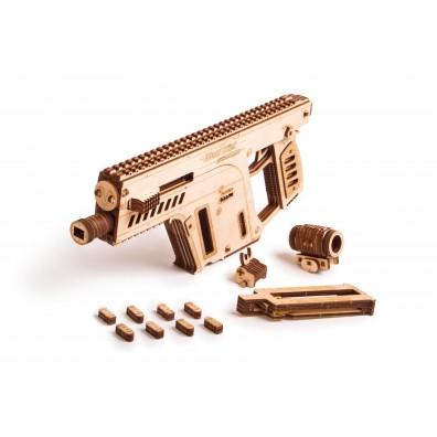 3D ПЪЗЕЛ WOOD TRICK щурмова пушка