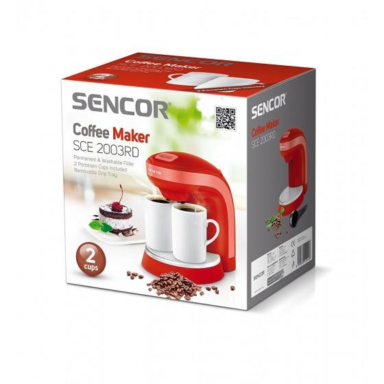 Машина за шварц кафе Sencor SCE 2003RD