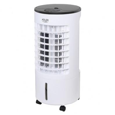 Въздушен охладител Adler AD7921, 300W, LED, 3 степени и 3 режима на работа