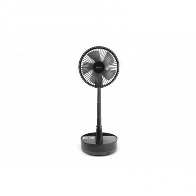 Акумулаторен вентилатор Xblitz Aero PRO, сгъваем, презареждащ се преносим вентилатор