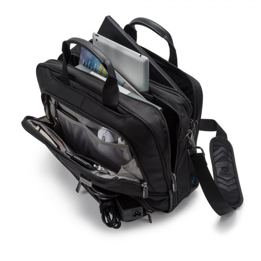Чанта за лаптоп Dicota TOP TRAVELLER TWIN PRO 14-15.6