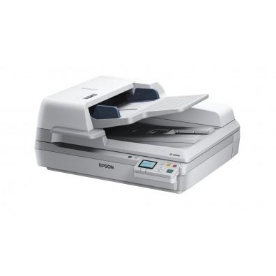 EPSON Скенер Плосък WorkForce DS-60000N A3 FB/ADF-200str/LAN/40ppm