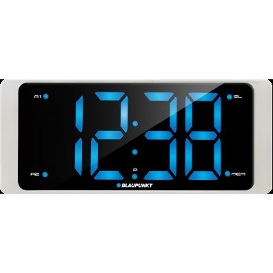 Радио будилник Blaupunkt CR16WH