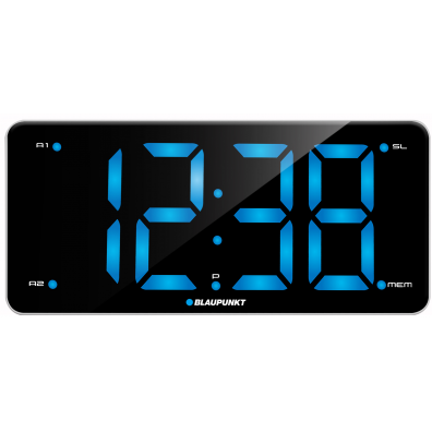 Радио будилник Blaupunkt CR15WH